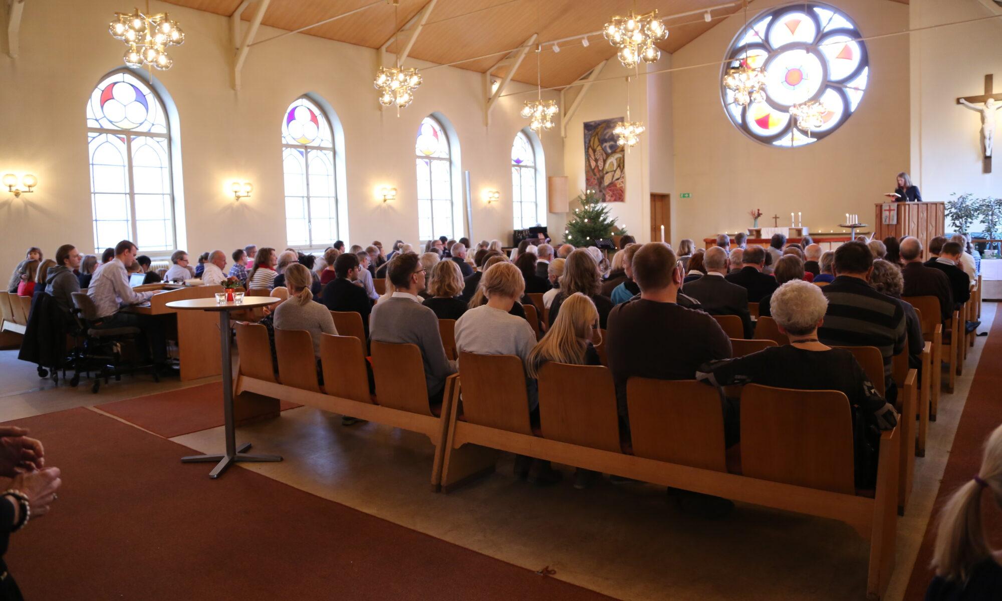 Betaniakyrkan i Malmö